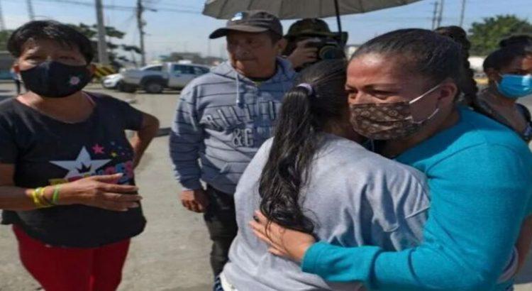 MAS DE 100 MUERTOS POR MOTÍN EN CÁRCEL DE ECUADOR
