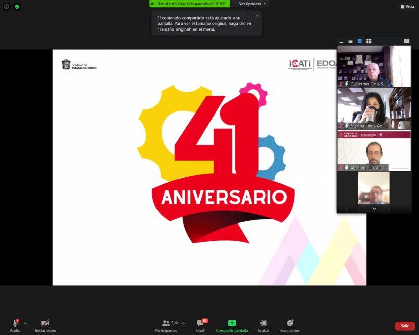 CELEBRA ICATI 41 AÑOS DE HISTORIA Y LA EDAYO SU ANIVERSARIO 132
