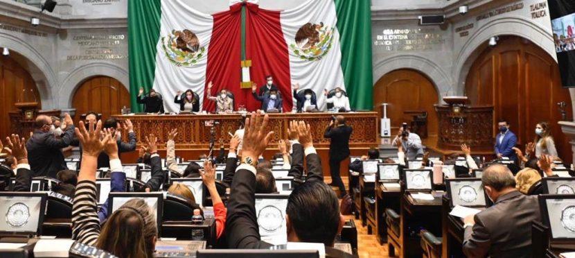 COMPARECERAN ANTE LEGISLATURA 9 TITULARES DE SECRETARÍAS Y DE LA FGJEM