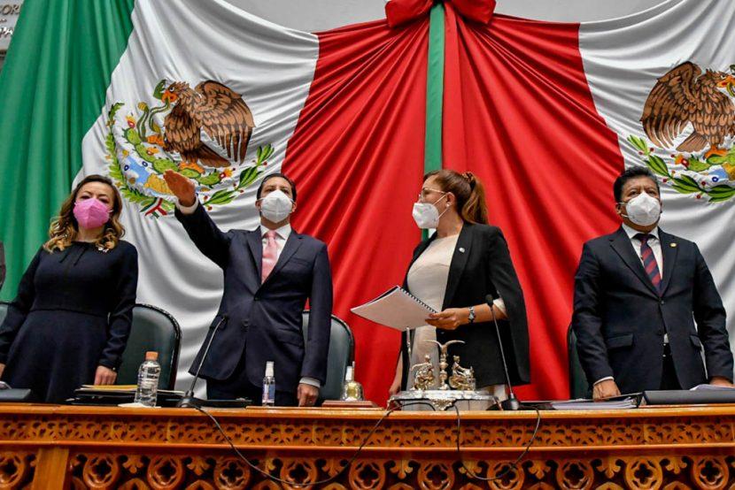 CUESTIONAN EN EL CONGRESO MANEJO FINANCIERO DEL GOBIERNO ESTATAL