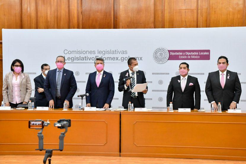 SE INSTALÓ COMISIÓN DE PROCURACIÓN Y ADMINISTRACIÓN DE JUSTICIA