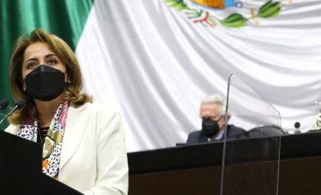 ANA LILIA HERRERA PRESIDE COMISIÓN DE DERECHOS DE NIÑEZ Y ADOLESCENCIA