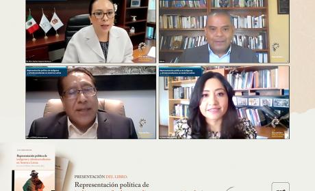 PRESENTA IEEM LIBRO EN FERIA DEL COLEGIO MEXIQUENSE