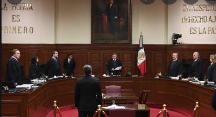 SCJN INVALIDA LEY DE DERECHOS EN CHIAPAS