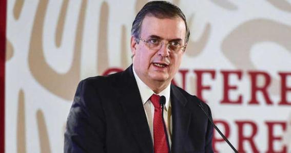 """""""CUANDO SE CONVOQUE, AHÍ ESTAREMOS"""": EBRARD SOBRE CANDIDATURA PRESIDENCIAL EN 2024"""