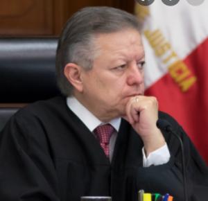 MÉXICO NECESITA JUEZAS Y JUECES INDEPENDIENTES E IMPARCIALES: ARTURO ZALDÍVAR