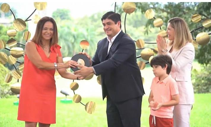 PREMIO EARTHSHOT A COSTA RICA POR PROTECCION DEL MEDIOAMBIENTE