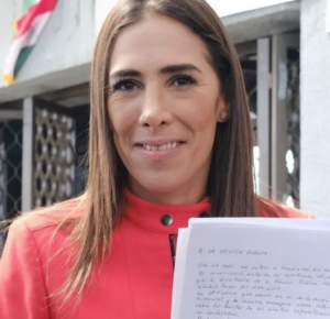 HIJA DE ROSARIO ROBLES RESPONDE A DICHOS DE LA JEFA DE GOBIERNO