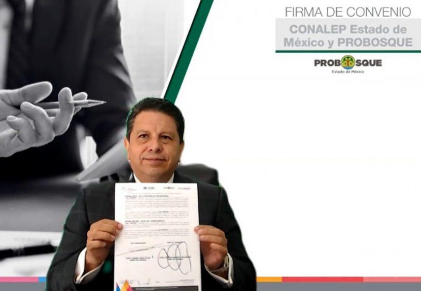 PROMUEVE GEM LA SALVAGUARDA DE RECURSOS FORESTALES