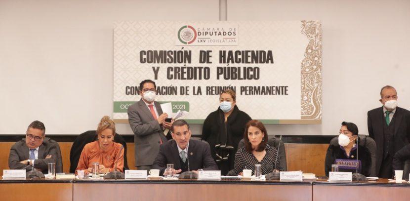 APRUEBAN DICTAMEN DE LEY DE INGRESOS PARA EL EJERCICIO FISCAL 2022