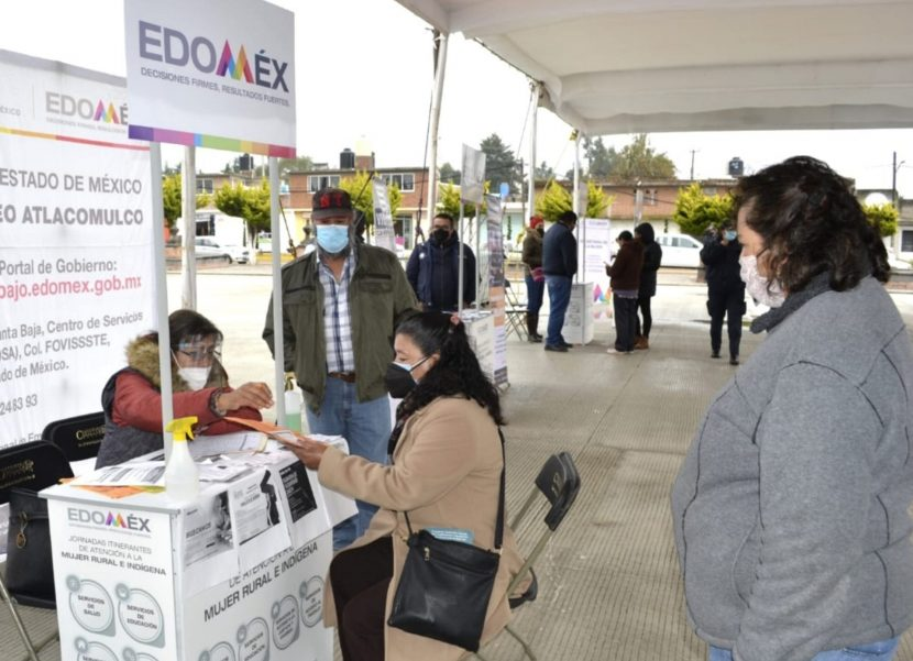 REACTIVAN JORNADAS ITINERANTES DE ATENCIÓN A LA MUJER RURAL