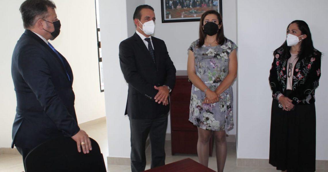 INAUGURAN OFICINAS DEL CONGRESO LABORAL DEL ESTADO DE MÉXICO